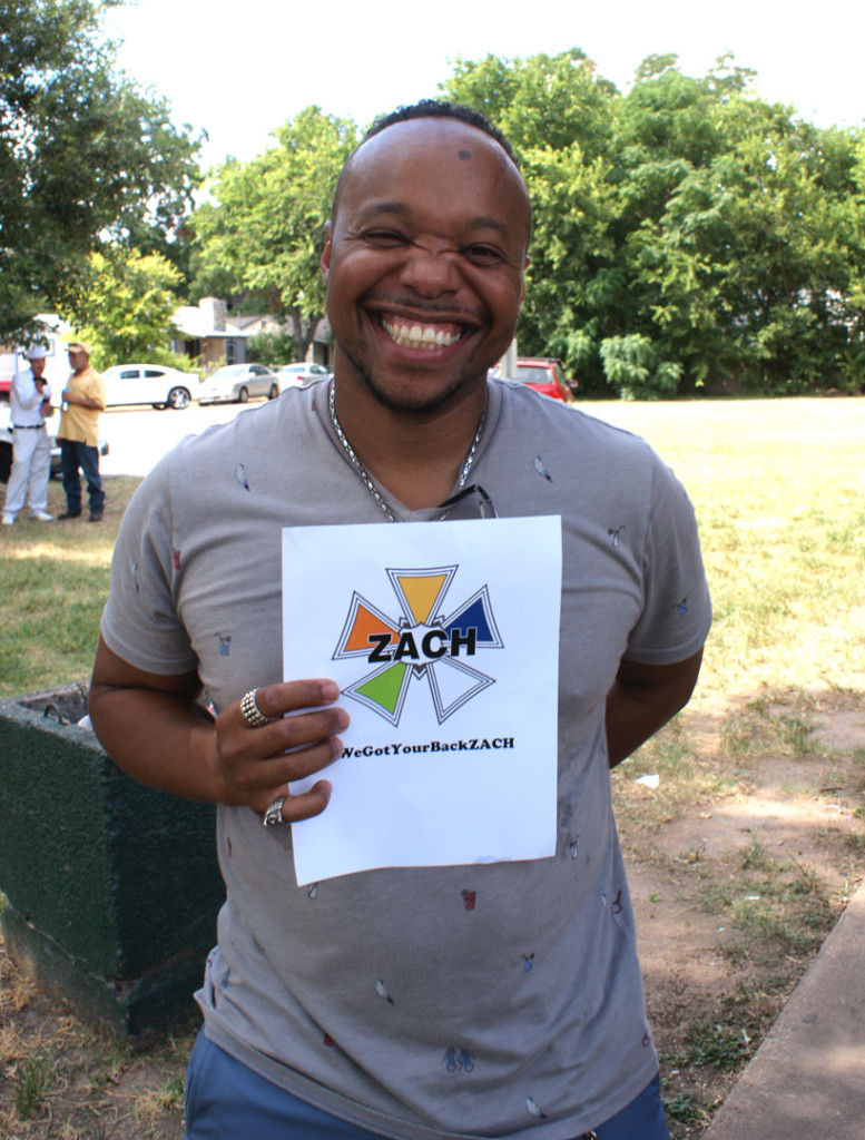 Local 205 Stagehand Appreciation Cookout #WeGotYourBackZACH