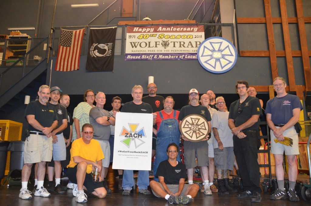 Solidarity with ZACH Employees… | IATSE Local 205