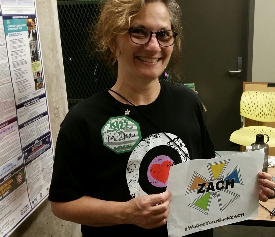 IATSE Local 28 #WeGotYourBackZACH