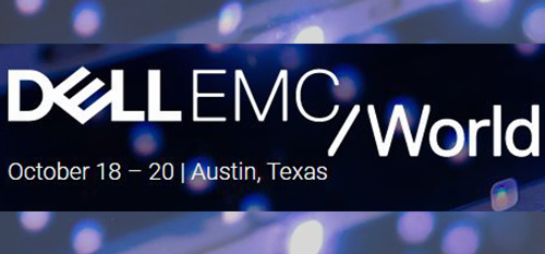 DELL/EMC World 2016